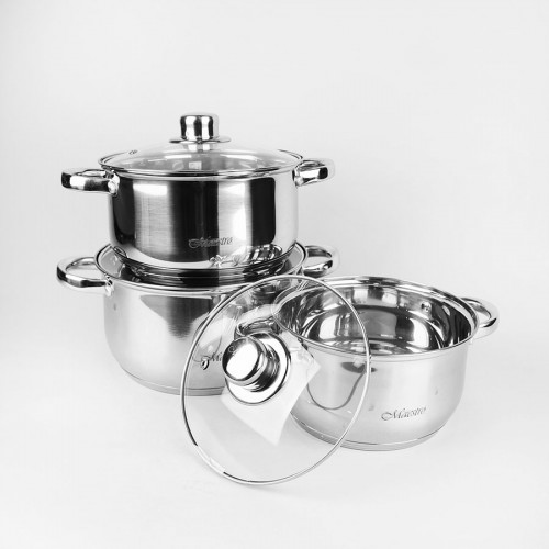 Набор посуды Maestro MR 2020-6М