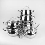 Набор посуды Maestro MR 3501-12