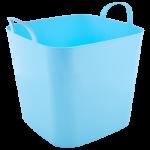 Корзина для хранения Алеана Практик 127008 Голубой Ледяной