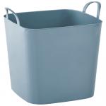 Корзина для хранения Алеана Практик 127008 Сизый голубой