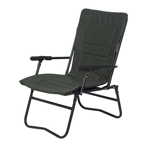 Кресло Vitan Белый Амур Зелёный Меланж