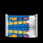 Губки кухонные Фрекен БОК Max 5 + 1 шт