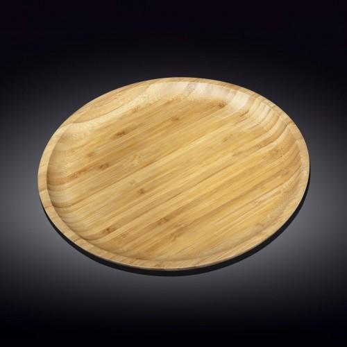Блюдо кругле Wilmax Bamboo WL-771038