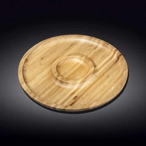 Блюдо сервірувальне Wilmax Bamboo WL-771048