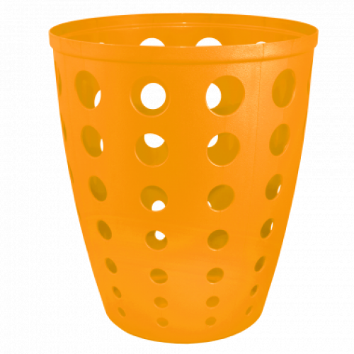 Кошик для паперу Алеана Євро 122055 Оранжевий
