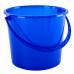 Відро харчове з кришкою Алеана 10 л Синій