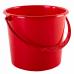 Ведро пищевое с крышкой Алеана 18 л Красный