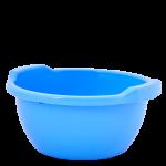 Таз круглий 15 л Алеана 121054 Блакитний