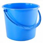 Ведро пищевое с крышкой Алеана 8 л Голубой