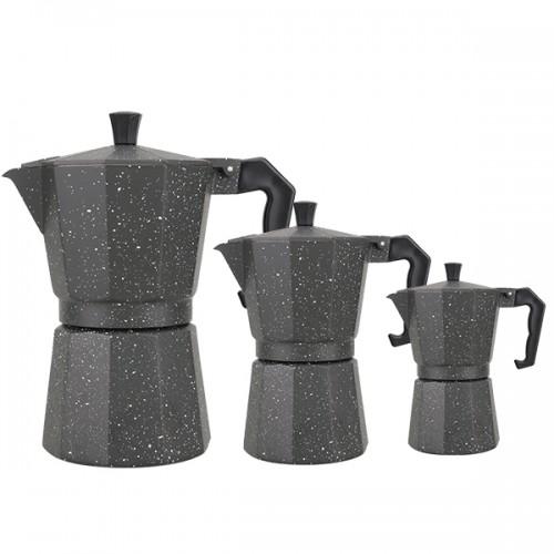 Гейзерная кофеварка MAESTRO MR 1666-3G